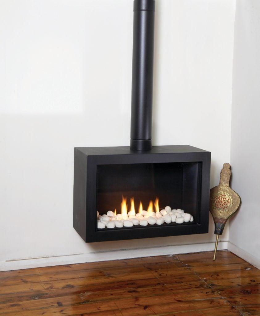 A Stand Alone 75 Fireplace