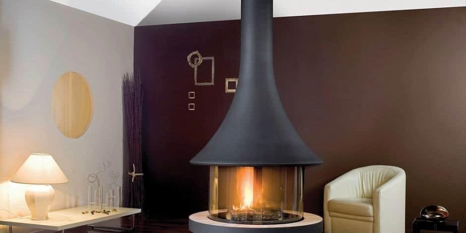 Curve Fireplace