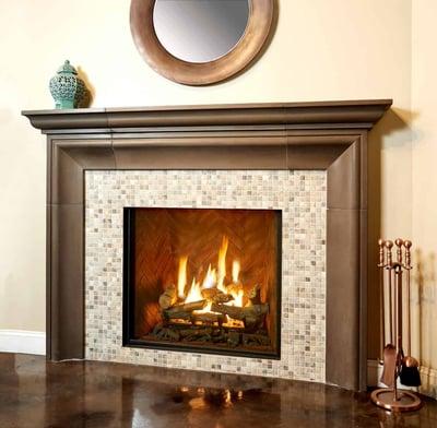 Fireplace Materials
