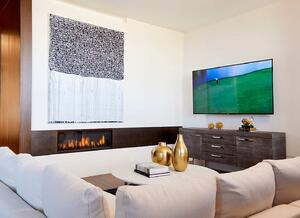Front Facing Fireplace