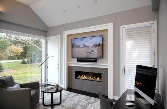 The Zero Clearance Fireplace Vs Ortal, What Are Zero Clearance Fireplaces