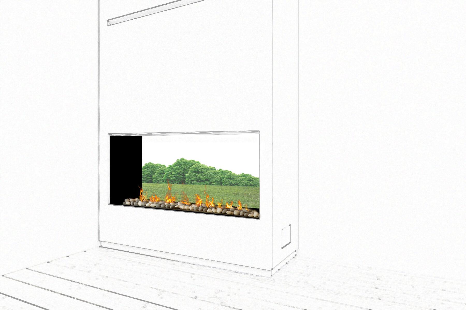 Indoor-Outdoor Tunnel 130H